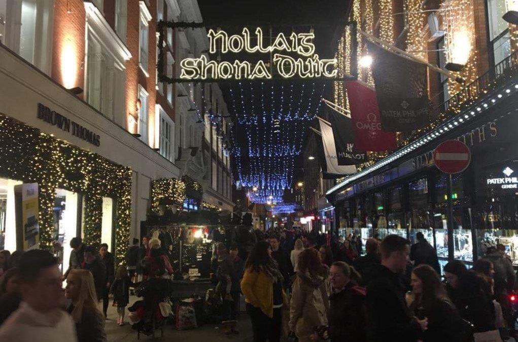 Shopping – Dublin & Dundrum