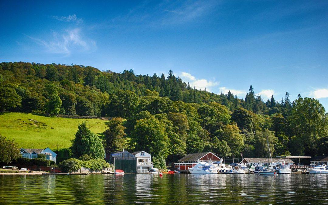 The Lake District, Harrogate & York
