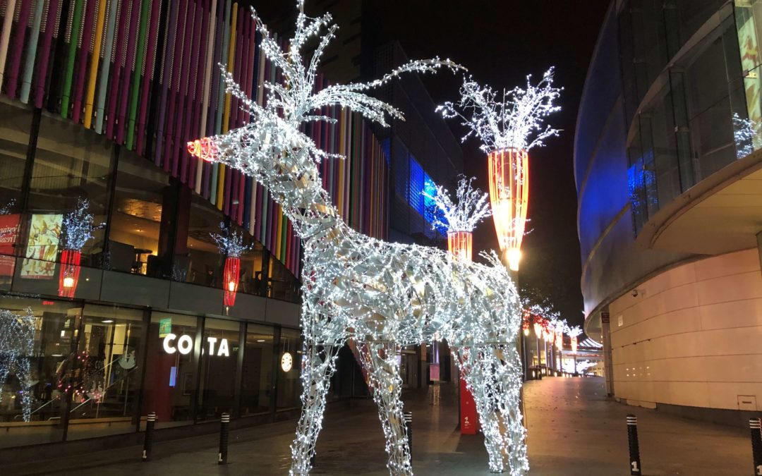 Shopping – Chester & Liverpool