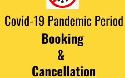 COVID-19 Booking & Cancellation Policy